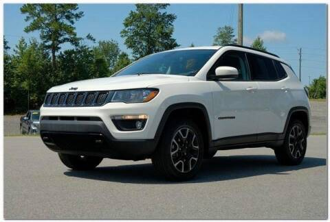 2019 Jeep Compass for sale at WHITE MOTORS INC in Roanoke Rapids NC