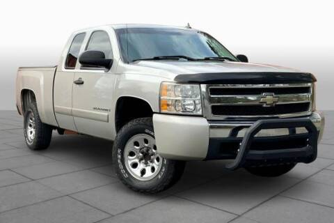 2008 Chevrolet Silverado 1500 for sale at CU Carfinders in Norcross GA