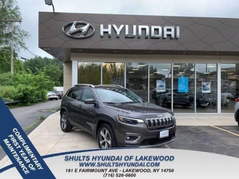 2019 Jeep Cherokee for sale at Shults Hyundai in Lakewood NY