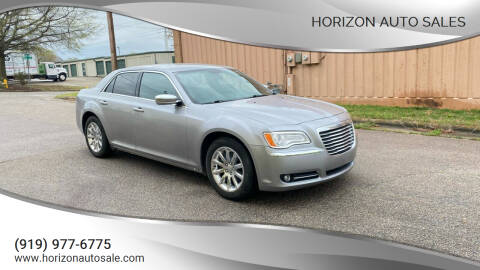 2014 Chrysler 300 for sale at Horizon Auto Sales in Raleigh NC