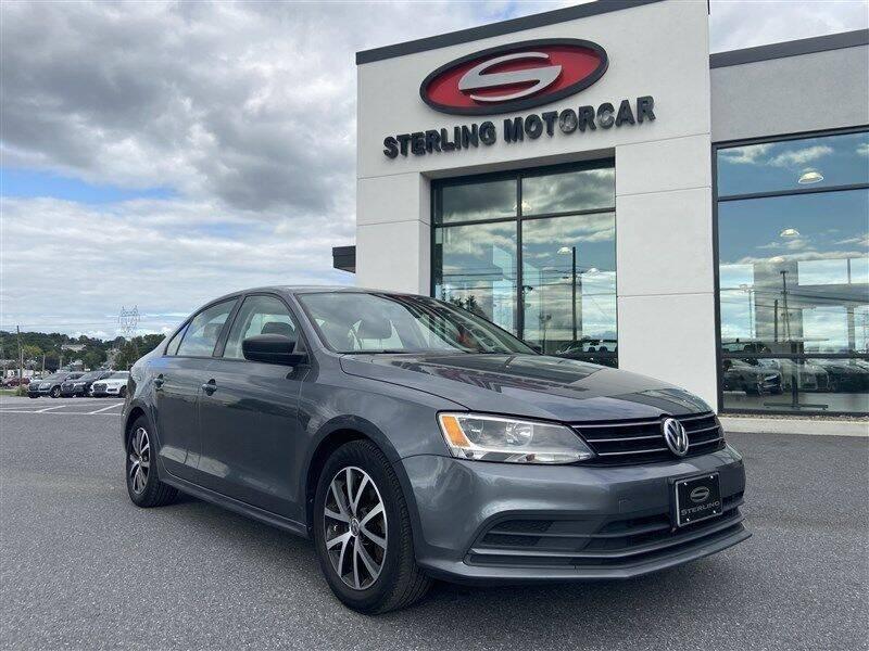 2016 Volkswagen Jetta for sale at Sterling Motorcar in Ephrata PA
