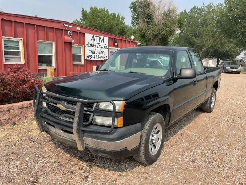 2006 Chevrolet Silverado 1500 for sale at Autos Trucks & More in Chadron NE