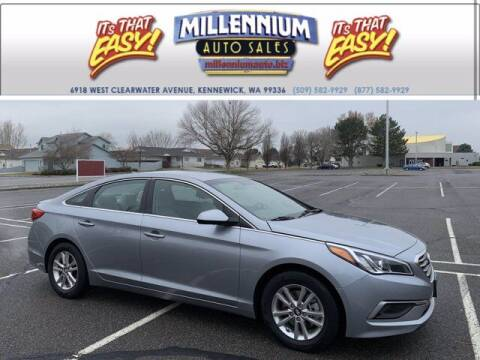 2017 Hyundai Sonata for sale at Millennium Auto Sales in Kennewick WA