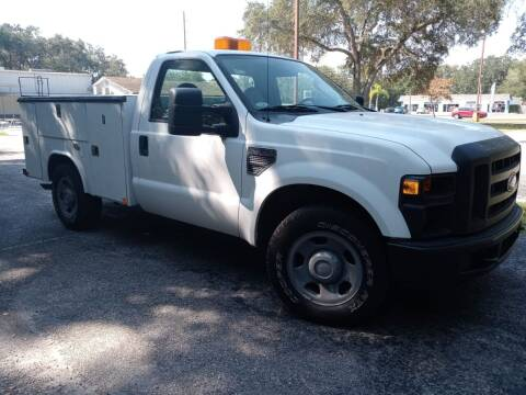 2008 Ford F-350 Super Duty for sale at Royal Auto Mart in Tampa FL