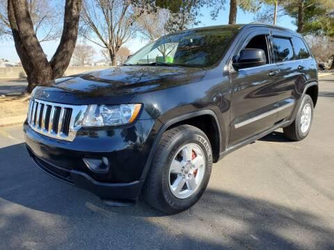 2012 Jeep Grand Cherokee for sale at Matador Motors in Sacramento CA