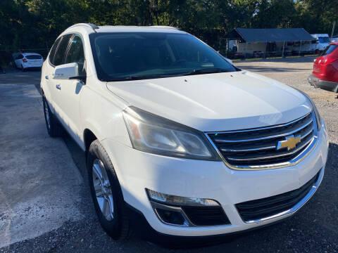 2014 Chevrolet Traverse for sale at MISSION AUTOMOTIVE ENTERPRISES in Plant City FL