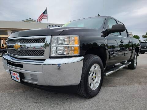 2012 Chevrolet Silverado 1500 for sale at Gary's Auto Sales in Sneads NC