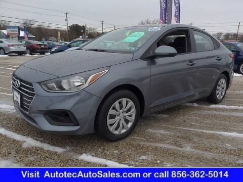 2019 Hyundai Accent for sale at Autotec Auto Sales in Vineland NJ