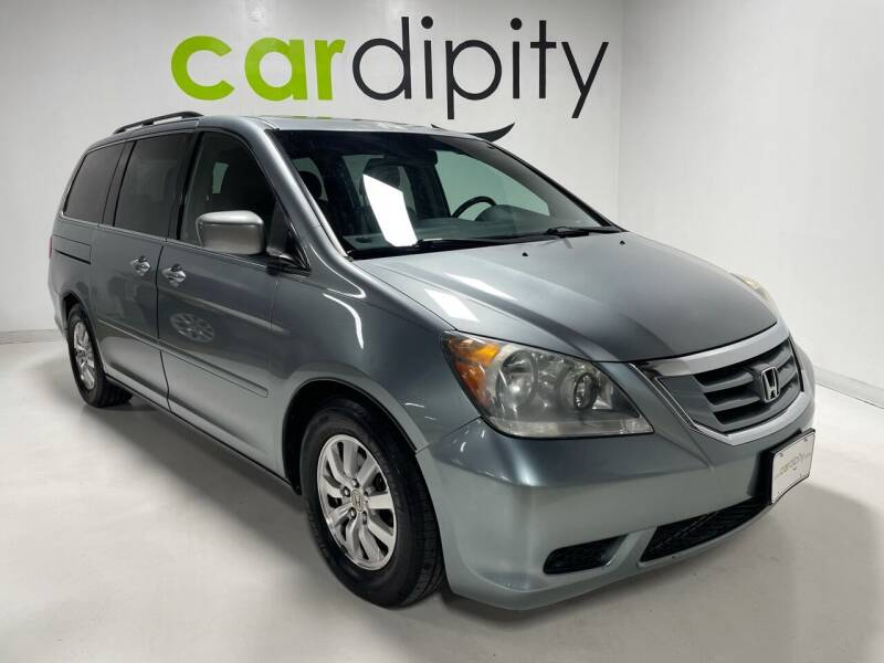 2010 Honda Odyssey for sale at Cardipity in Dallas TX