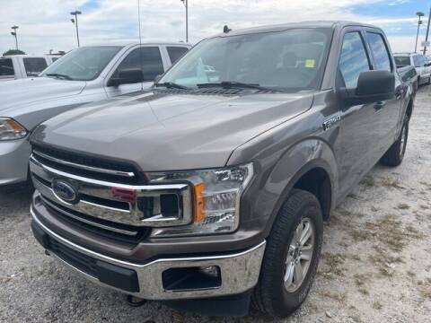 2019 Ford F-150 for sale at BILLY HOWELL FORD LINCOLN in Cumming GA