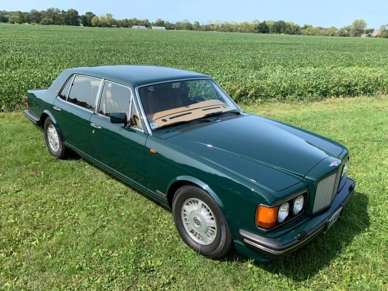 1994 Bentley Turbo R for sale at Park Ward Motors Museum - Park Ward Motors in Crystal Lake IL