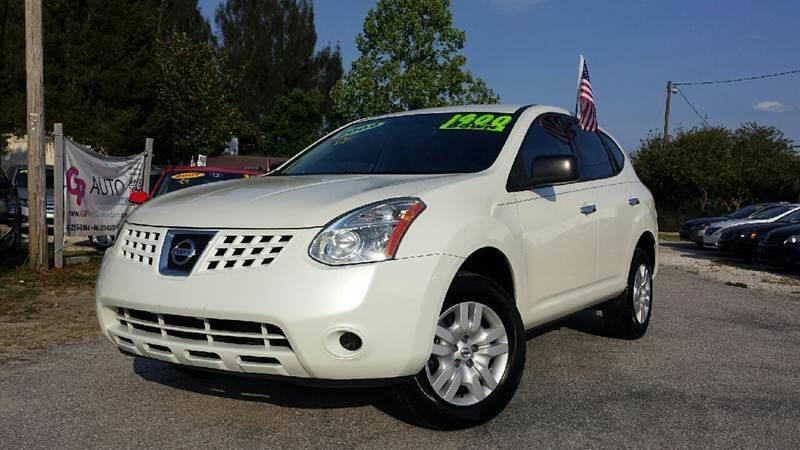 2009 Nissan Rogue for sale at GP Auto Connection Group in Haines City FL