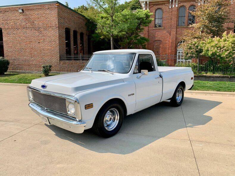 1970 Chevrolet C/K 10 Series for sale in Fraser, MI