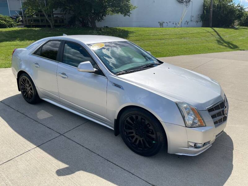 2010 Cadillac CTS for sale at Best Buy Auto Mart in Lexington KY