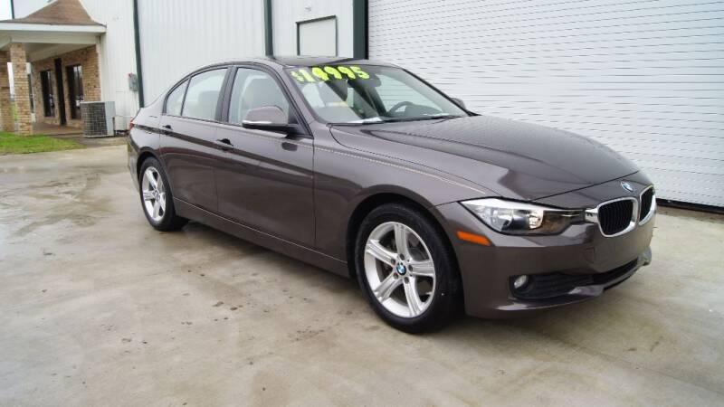 2015 BMW 3 Series for sale at Deaux Enterprises, LLC. in Saint Martinville LA