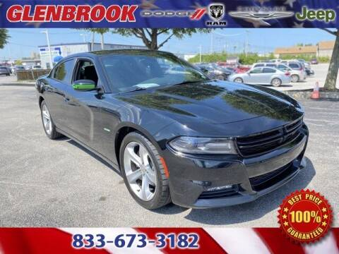 2016 Dodge Charger for sale at Glenbrook Dodge Chrysler Jeep Ram and Fiat in Fort Wayne IN
