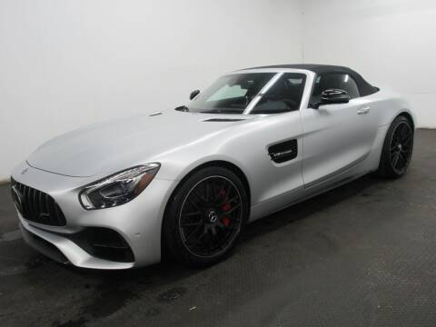 2018 Mercedes-Benz AMG GT for sale at Automotive Connection in Fairfield OH