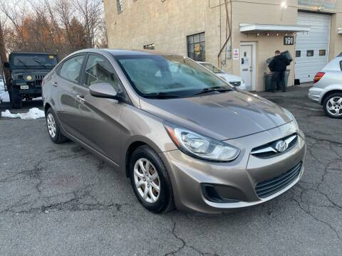 2013 Hyundai Accent for sale at Dennis Public Garage in Newark NJ