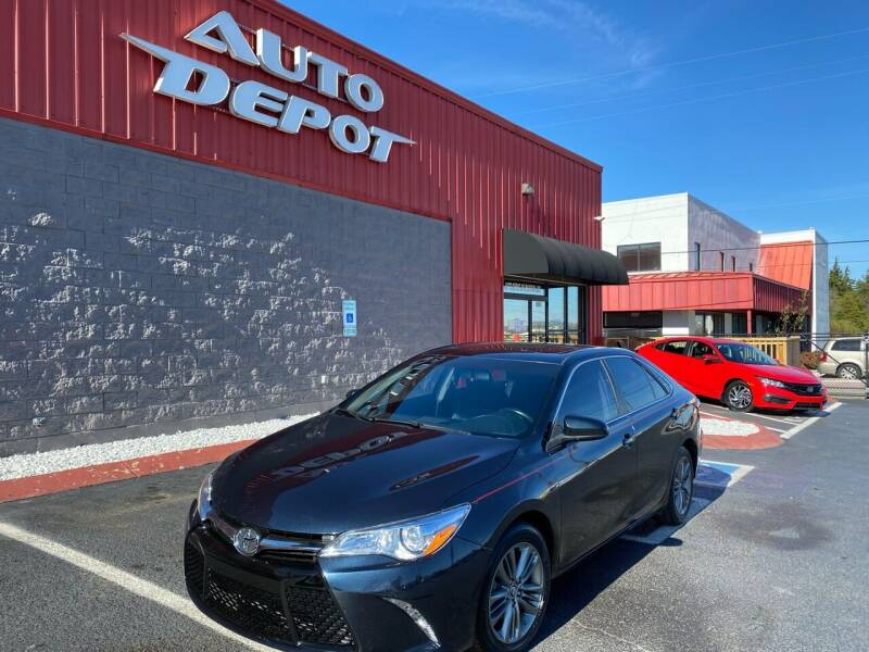 2015 Toyota Camry for sale at Auto Depot of Madison in Madison TN