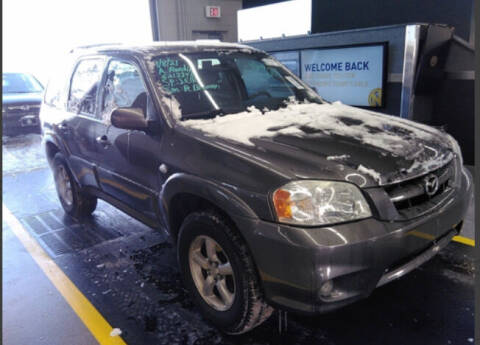2005 Mazda Tribute for sale at HW Used Car Sales LTD in Chicago IL