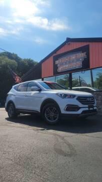 2017 Hyundai Santa Fe Sport for sale at Harborcreek Auto Gallery in Harborcreek PA
