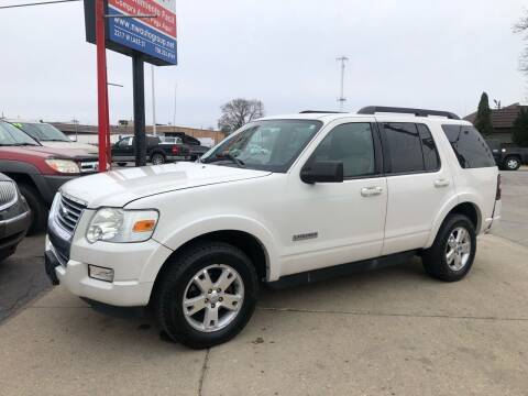 2008 Ford Explorer for sale at Nationwide Auto Group in Melrose Park IL