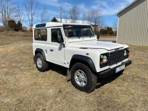 1991 Land Rover Defender for sale at Platinum Auto Group in La Grange KY