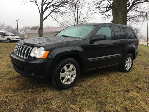 2008 Jeep Grand Cherokee for sale at Antique Motors in Plymouth IN