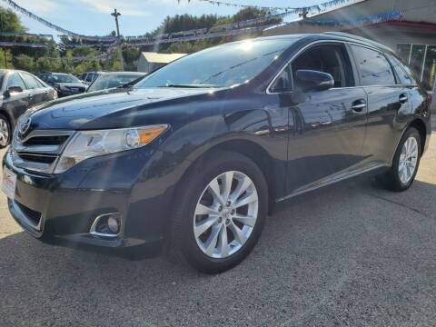 2013 Toyota Venza for sale at Extreme Auto Sales LLC. in Wautoma WI