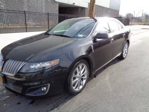 2010 Lincoln MKS for sale at MR DS AUTOMOBILES INC in Staten Island NY