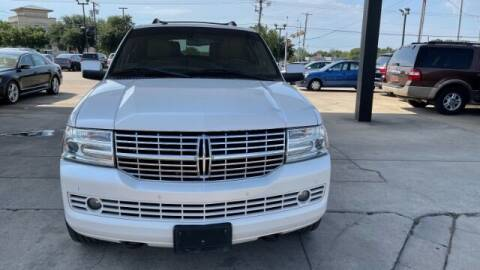 2013 Lincoln Navigator L for sale at Auto Limits in Irving TX