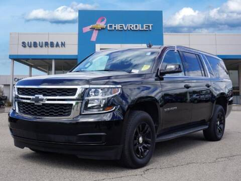 2019 Chevrolet Suburban for sale at Suburban Chevrolet of Ann Arbor in Ann Arbor MI