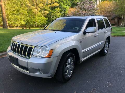 2008 Jeep Grand Cherokee for sale at Bowie Motor Co in Bowie MD
