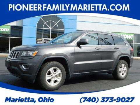 2015 Jeep Grand Cherokee for sale at Pioneer Family preowned autos in Williamstown WV