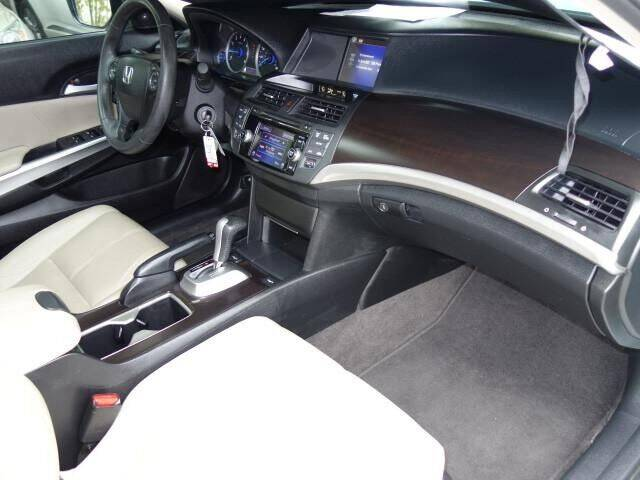2015 Honda Crosstour EX-L 4dr Crossover - Austin TX
