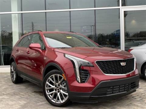 2020 Cadillac XT4 for sale at Capital Cadillac of Atlanta New Cars in Smyrna GA
