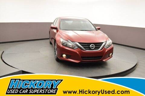 2016 Nissan Altima for sale at Hickory Used Car Superstore in Hickory NC