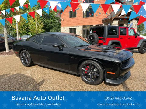 2020 Dodge Challenger for sale at Bavaria Auto Outlet in Victoria MN
