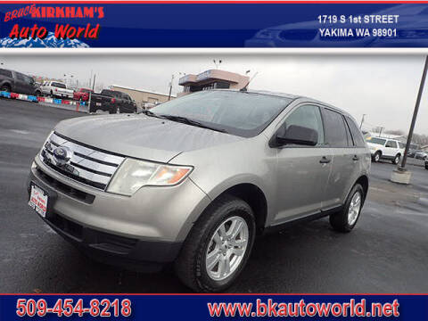 2008 Ford Edge for sale at Bruce Kirkham Auto World in Yakima WA