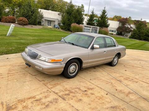 1995 Mercury Grand Marquis for sale at Renaissance Auto Network in Warrensville Heights OH