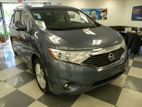 2011 Nissan Quest for sale at Lindenwood Auto Center in Saint Louis MO