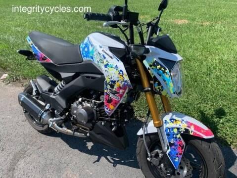 2020 Kawasaki Z125 PRO for sale at INTEGRITY CYCLES LLC in Columbus OH