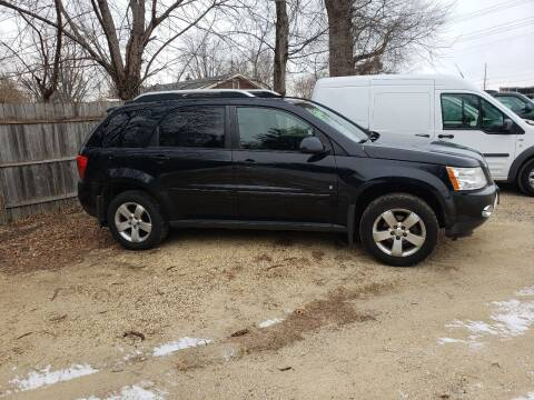 2007 Pontiac Torrent for sale at Northwoods Auto & Truck Sales in Machesney Park IL