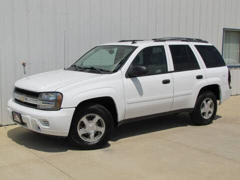 2006 Chevrolet TrailBlazer for sale at Lyman Auto in Griswold IA