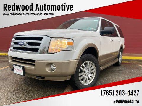 2011 Ford Expedition for sale at Redwood Automotive in Anderson IN