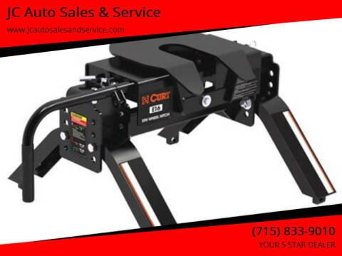 CURT 5th Wheel Trailer Hitch E16 for sale at JC Auto Sales & Service in Eau Claire WI
