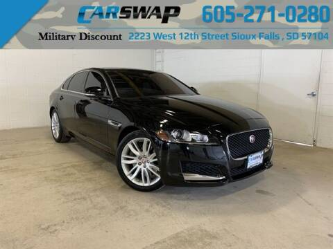 2017 Jaguar XF for sale at CarSwap in Sioux Falls SD