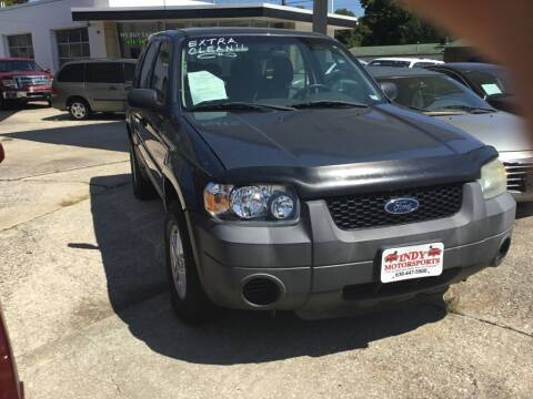2006 Ford Escape for sale at Indy Motorsports in St. Charles MO