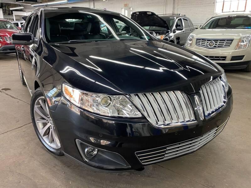 2010 Lincoln MKS for sale at John Warne Motors in Canonsburg PA