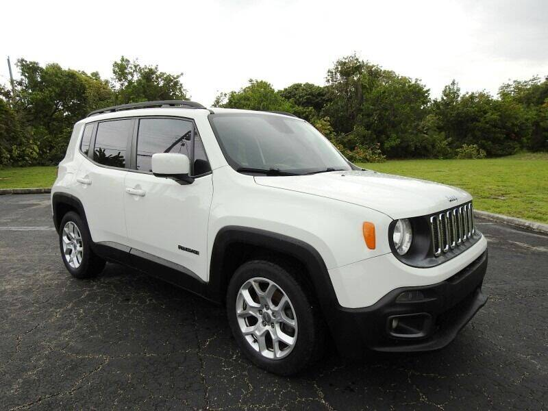 2016 Jeep Renegade for sale at SUPER DEAL MOTORS 441 in Hollywood FL